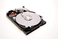 Computer hart-treiben an Lizenzfreies Stockfoto