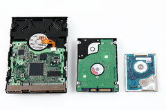 Computer HDD Stockbilder