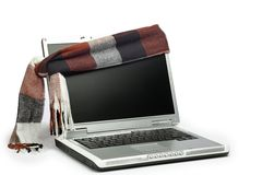 Computer help Stock Image