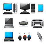 Computer Icon Stock Photos