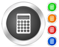 Computer icon calculator Stock Photos