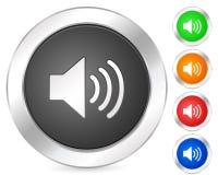 Computer icon sound Stock Photo