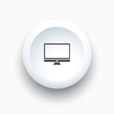 Computer icon Royalty Free Stock Photography