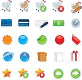 Computer icons Stock Photo