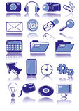 Computer icons Royalty Free Stock Photography