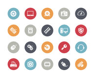 Computer Icons // Classics Royalty Free Stock Images