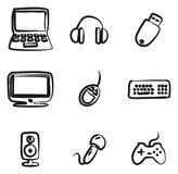 Computer Icons Freehand Royalty Free Stock Photography
