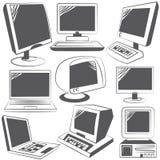 Computer icons Royalty Free Stock Photos