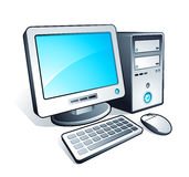 Computer illustration Stock Photography