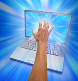 Computer Information Technology stock image