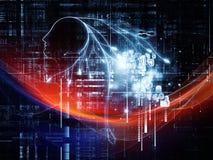 Computer Intelligence Stock Image