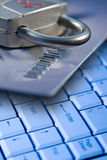 Computer-Internet Security Royalty Free Stock Images