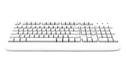Computer keyboard Royalty Free Stock Photography