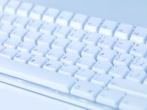 Computer keyboard Royalty Free Stock Photos