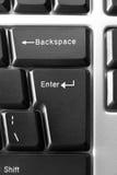 Computer keyboard Royalty Free Stock Photo