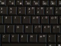 Computer keyboard background Royalty Free Stock Images