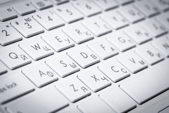Computer keyboard Stock Images