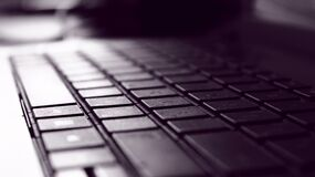 Computer Keyboard on Close Up Photography Royalty Free Stock Photos