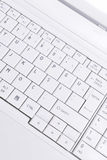 Computer keyboard Royalty Free Stock Photo
