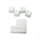 Computer keyboard keys Stock Photography