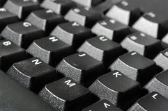 Computer keyboard macro Royalty Free Stock Images