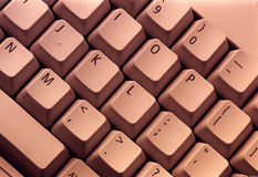 Computer keyboard Stock Photography