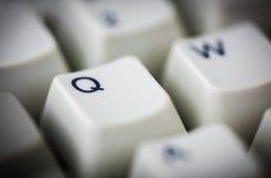 computer keyboard old Στοκ Φωτογραφίες
