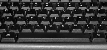 A computer keyboard Royalty Free Stock Image