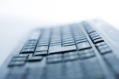 Computer keyboard. Technology Royalty Free Stock Photography