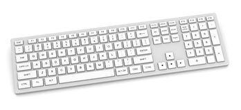 Computer Keyboard Stock Image