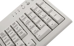 Computer Keyboards Royalty Free Stock Image