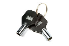 Computer keys. royalty free stock images