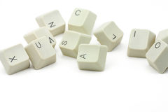 Computer keys Stock Photography