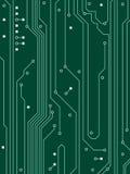 Computer-Kreisläuf-Hintergrund Lizenzfreie Stockbilder