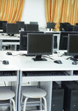 Computer lab Stock Photos