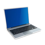 Computer laptop Royalty Free Stock Image