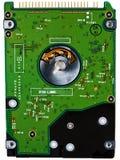 Computer Laptop Hard Drive Circuit Board Royalty Free Stock Image