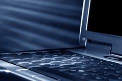 computer laptop notebook Arkivfoto