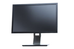 Computer LCD-Überwachungsgerät Stockfotos