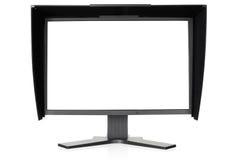 Computer LCD-Überwachungsgerät Lizenzfreie Stockfotografie