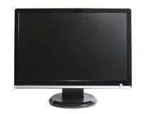 Computer lcd-Überwachungsgerät Stockfotografie