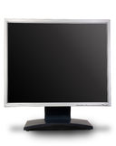 Computer LCD monitor Stock Photo