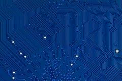 Computer-Leiterplatte Lizenzfreie Stockfotografie