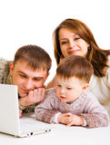 Computer life stock images