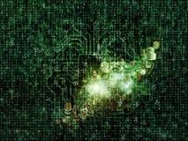 Computer Logic Stock Image