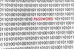 Computer Login - Password stock photos