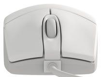 Computer-Mäusehintergrund Lizenzfreie Stockbilder