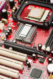 Computer main board Royalty Free Stock Photography