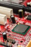 Computer main board Royalty Free Stock Photos