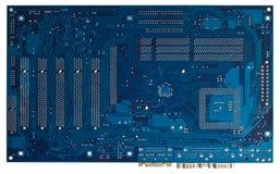 Computer Mainboard Stock Fotografie